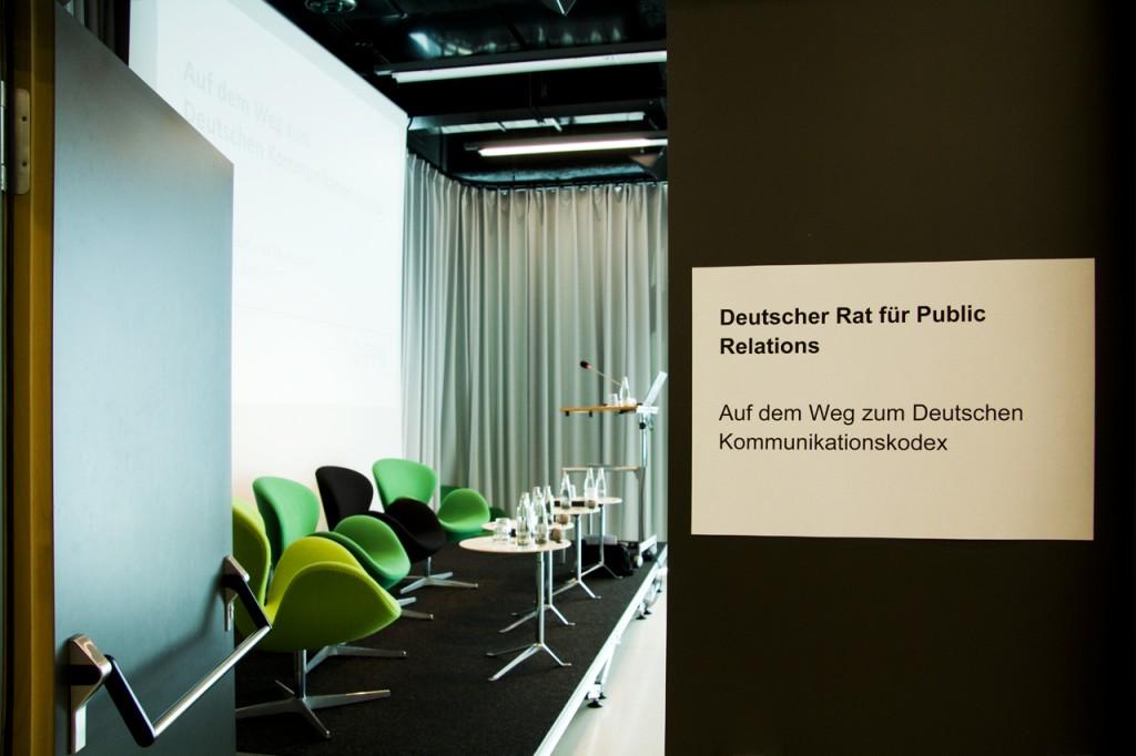 DRPR-Kodex-Diskussion 19.06.12, Berlin